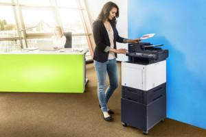 Nové stroje Kyocera