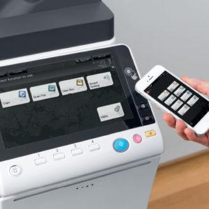 Mobilní tisk